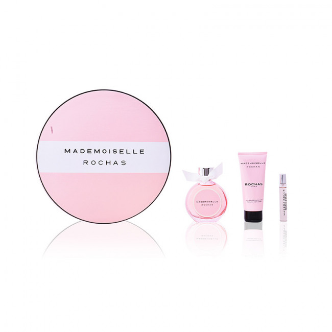 Coffret Parfum Eau De Mademoiselle Rochas nN08mw