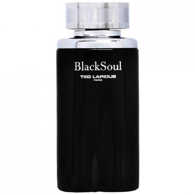 De Toilette Soul Lapidus Ted Black 100 Ml Eau 76yvYbfg