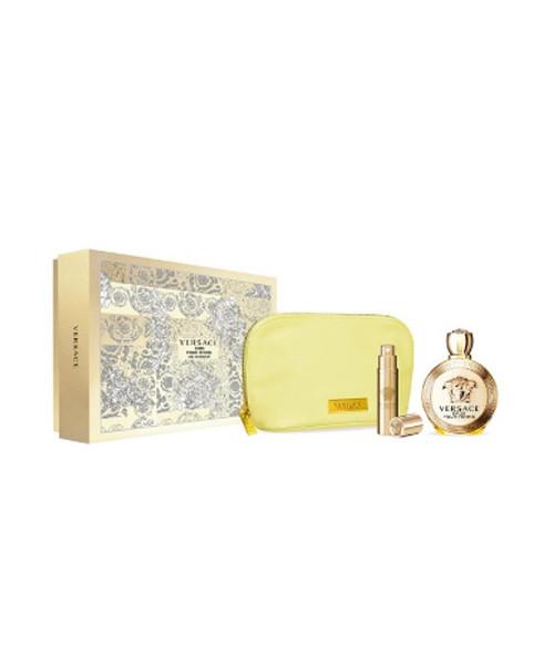Versace Coffret Eros Pour Femme Eau De Parfum