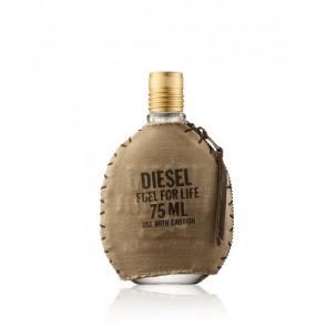Diesel FUEL FOR LIFE Homme Eau de toilette Vaporizador 75 ml