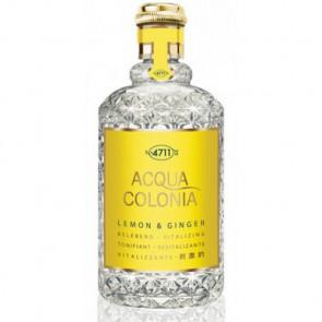 4711 ACQUA COLONIA LEMON & GINGER Eau de cologne 50 ml