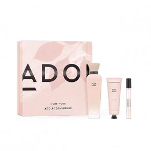 Adolfo Domínguez Lote NUDE MUSK Eau de parfum