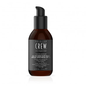 American Crew SHAVING SKINCARE ALL-IN-ONE FACE BALM SPF15 Aftershave bálsamo 170 ml