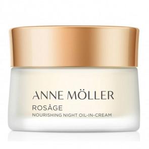 Anne Möller ROSÂGE Aceite-En-Crema Nutritivo de Noche 50 ml