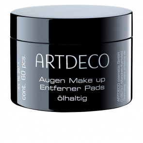 Artdeco EYE MAKEUP REMOVER PADS Oily
