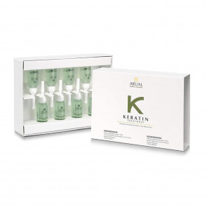 Arual Keratin Treatment Ampollas 8 ud