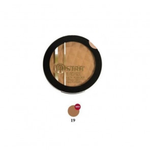 Astra Bronze Skin Powder Terra Compatta - 19 Nude perfect