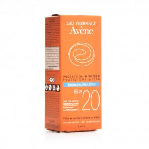 Avène Emulsion SPF20 50 ml