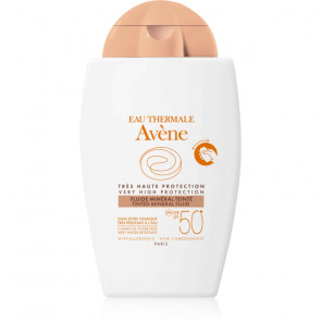 Avène Tinted Mineral Fluid SPF50+ 40 ml