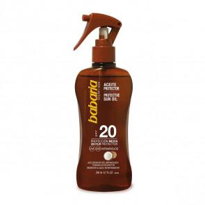 Babaria Aceite Protector Coco SPF20 200 ml