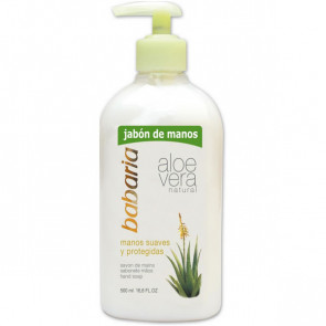 Babaria ALOE Savon de Mains 500 ml