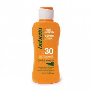 Babaria Leche protectora SPF30 Aloe Vera 100 ml