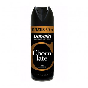 Babaria MEN CHOCOLATE Desodorante spray 200 ml