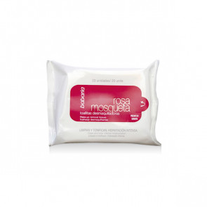 Babaria ROSA MOSQUETA Make-Up Remover Towels
