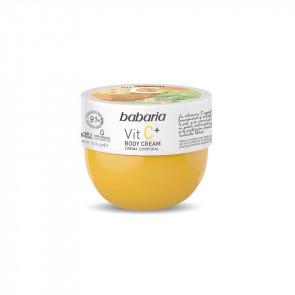 Babaria Vit C+ Body Cream 400 ml