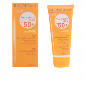 Bioderma PHOTODERM MAX SPF50+ Lait Très Haute Protection 100 ml