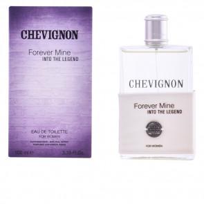 Chevignon FOREVER MINE INTO THE LEGEND FOR WOMEN Eau de toilette 100 ml