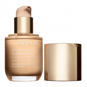 Clarins EVERLASTING YOUTH FLUID SPF 15 114 Cappuccino 30 ml