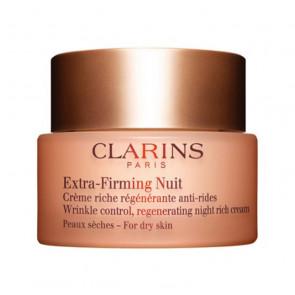 Clarins EXTRA FIRMING NUIT Crème régénérante anti-rides Pieles Secas 50 ml