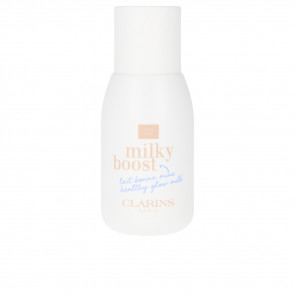 Clarins Milky Boost Lait Bonne Mine - 02 Milky nude 50 ml