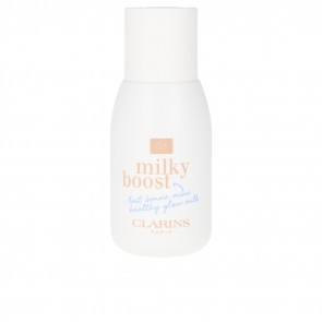 Clarins Milky Boost Lait Bonne Mine - 03 Milky cashew 50 ml