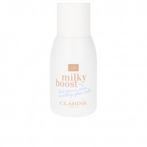 Clarins Milky Boost Lait Bonne Mine - 05 Milky sandalwood 50 ml