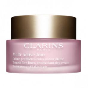 Clarins MULTI-ACTIVE JOUR Crème premières rides antioxydante Toutes peaux 50 ml