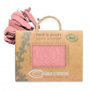 Couleur Caramel Blush Powder - 52 Fresh Pink
