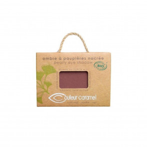 Couleur Caramel Pearly Eye Shadow - 099 Peptie Cuivrée