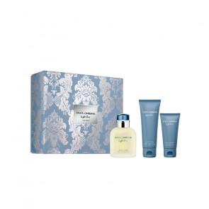 Dolce & Gabbana Lote LIGHT BLUE POUR HOMME Eau de toilette