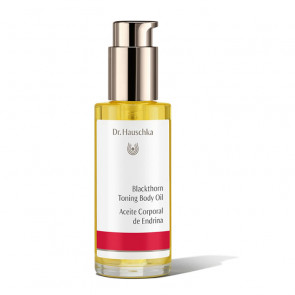Dr. Hauschka BLACKTHORN TONING BODY OIL Aceite corporal 75 ml