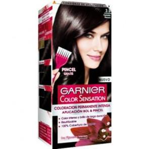 Garnier Color Sensation - 3 Castano oscuro