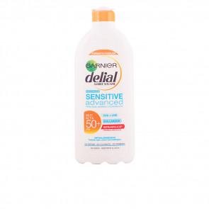 Garnier Delial Sensitive Advanced Leche SPF50+ 400 ml