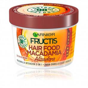 Garnier Fructis Hair Food Macadamia Mascarilla Alisadora 385 ml