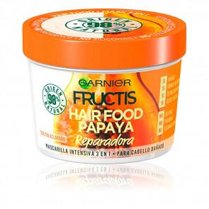 Garnier Fructis Hair Food Papaya Mascarilla Reparadora 385 ml