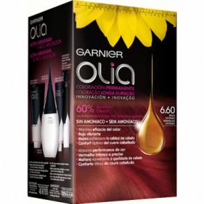 Garnier Olia - 6.60 Rojo intenso