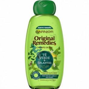 Garnier Original Remedies Té Verde & 5 Plantas 300 ml