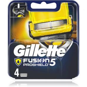 Gillette Fusion Proshield Cuchilla de afeitar 4 ud