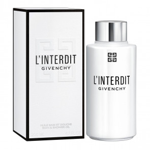 Givenchy L'INTERDIT Aceite de baño 200 ml
