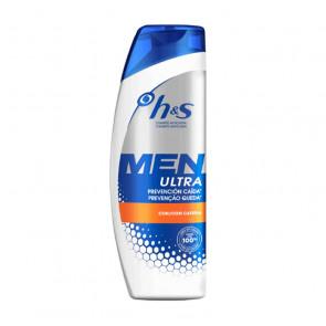 Head & Shoulders Men Ultra Prevencion Caída Shampoo 600 ml