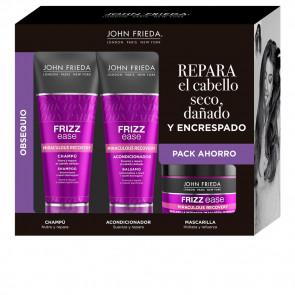 John Frieda Lote FRIZZ-EASE FORTALECEDOR Set para el cuidado del cabello