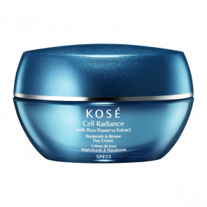 Kosé Cell Radiance Rice Power Extract Replenish & Renew Day Cream 40 ml