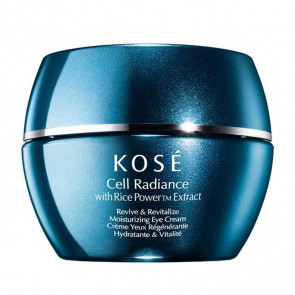Kosé CELL RADIANCE Rice Power Extract Revive & Revitalize Moisturizing Eye Cream 15 ml