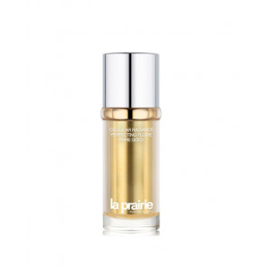 La Prairie CELLULAR TREATMENT FOUNDATION POWDER FINISH Sunlit Beige Fondo de maquillaje 14.2 gr
