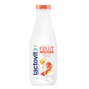 Lactovit FRUIT ENERGY Gel de ducha 600 ml