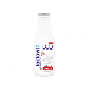 Lactovit LACTO-UREA DUO REPARADOR Gel de ducha 600 ml