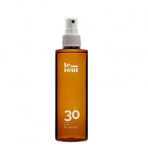 Le-Tout Dry Oil Protect SPF30 200 ml