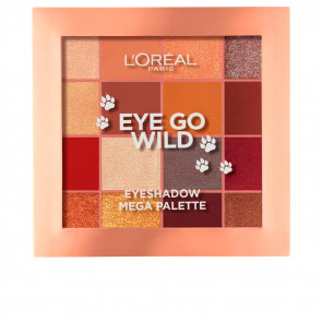 L'Oréal Eye Go Wild Eyeshadow Palette - 03 Make Me Carmelt