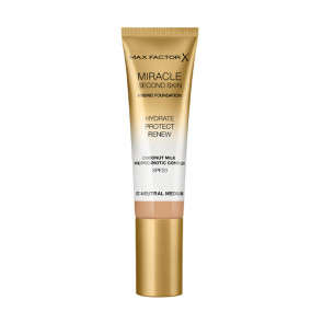 Max Factor Miracle Touch Second skin found - 7 Neutral medium 30 ml