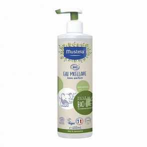 Mustela Bio Eau Micellaire Sans parfum 400 ml